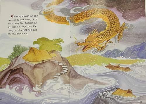 Truyện cổ tích: Sự tích Hồ Ba Bể - 2