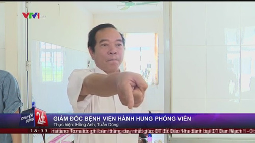 giam doc bv chui boi pv: vi so mat hinh anh dep - 2