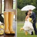 Tình yêu - Giới tính - 14 bức ảnh cưới dưới mưa hot nhất trên mạng