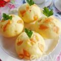 Bếp Eva - Bánh bông lan trứng muối ngon tuyệt