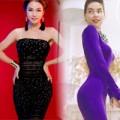 Thời trang - Mãn nhãn với đường cong chữ S của mỹ nhân Việt