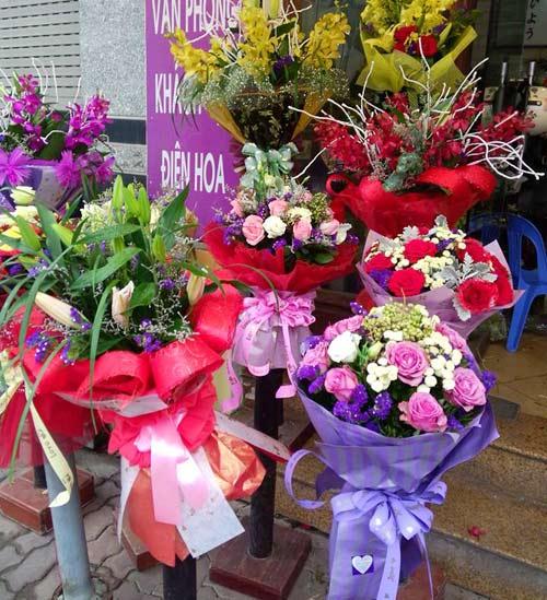 hoa tuoi tang gia 30% – 50% ngay 20/10 - 1