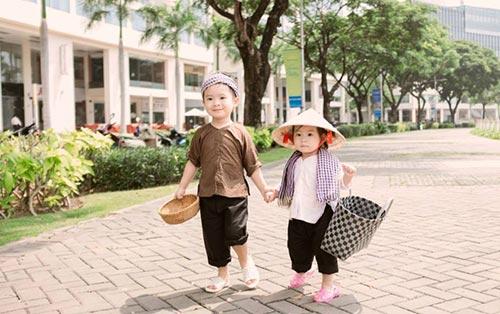 """con ly hai hoa """"nong dan len tinh"""" sieu de thuong - 1"""