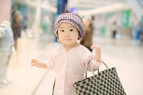 """con ly hai hoa """"nong dan len tinh"""" sieu de thuong - 13"""