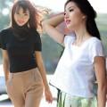 Thời trang - Tư vấn thời trang: Xệ mông mặc gì cho đẹp?