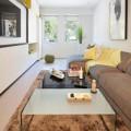 Nhà đẹp - Khắc phục phòng khách dài và hẹp