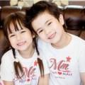 Làng sao - Ngắm cặp anh em lai Thái Lan nét như tranh vẽ