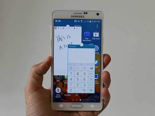 13 diem samsung galaxy note 4 an dut iphone - 6