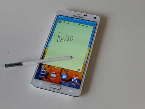13 diem samsung galaxy note 4 an dut iphone - 7