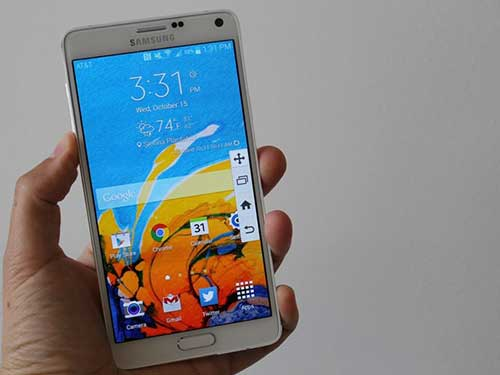 13 diem samsung galaxy note 4 an dut iphone - 11