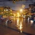 Tin tức - TPHCM mưa lớn, nhiều tuyến đường ngập sâu gần 1m