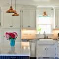 Nhà đẹp - Cải tạo bếp sạch đẹp cùng Y tá và Thằng khờ