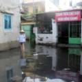 Tin tức - TP.HCM: Mưa một tiếng đồng hồ, nước ngập cả buổi