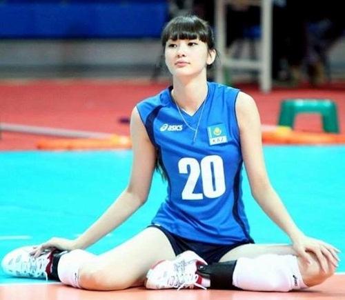 "xon xao thong tin ""nu than bong chuyen"" den vn - 1"