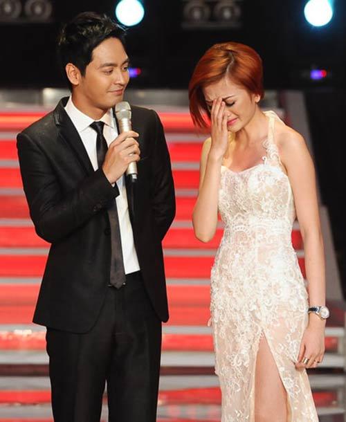 "diem danh tv show co thi sinh ""bo chay"" (ky 2) - 1"