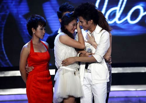 "diem danh tv show co thi sinh ""bo chay"" (ky 2) - 5"