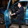 Làng sao - Quốc Thiên tự lái siêu xe tiền tỷ đi hát