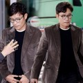 Làng sao - Lee Byung Hun bơ phờ lộ diện sau scandal ngoại tình