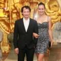 Làng sao - Hoa hậu Bảo Ngọc lần đầu đưa chồng đi sự kiện
