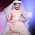 Thời trang - Thanh Hằng làm cô dâu mùa thu quyến rũ