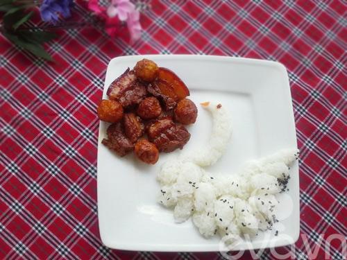 Thịt kho tàu đơn giản mà ngon cơm - 15