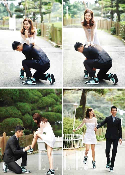 sau 4 lan sinh, jung hye young van tre dep bat ngo - 1