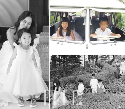 sau 4 lan sinh, jung hye young van tre dep bat ngo - 3