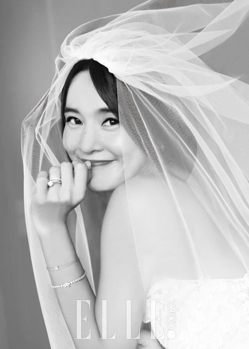 sau 4 lan sinh, jung hye young van tre dep bat ngo - 6
