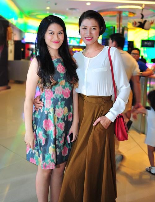 lan phuong tao bao, tu tin khoe eo thon - 7