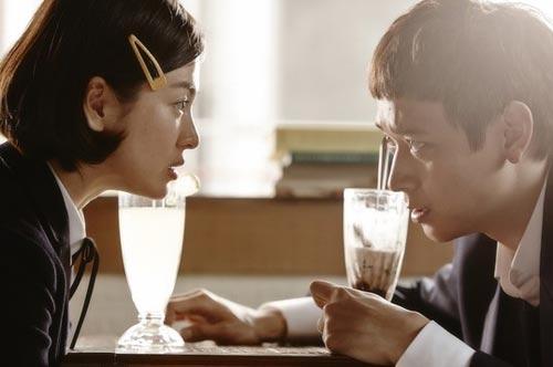 song hye kyo dau bu toc roi trong phim moi - 2
