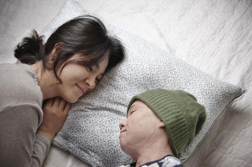 song hye kyo dau bu toc roi trong phim moi - 6