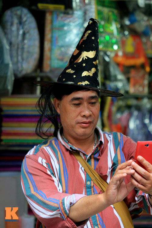 gioi tre ha thanh sot sang sam do halloween - 13