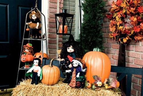 thay ao moi cho nha don le halloween - 8