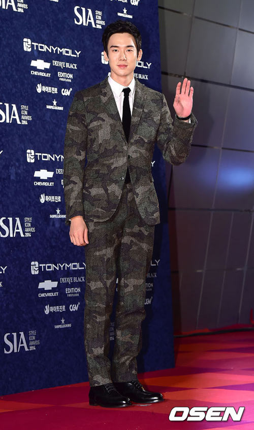 """my nu han """"danh cap"""" tham do style icon awards - 5"""