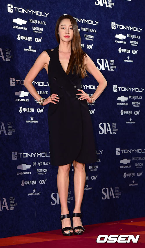 """my nu han """"danh cap"""" tham do style icon awards - 8"""
