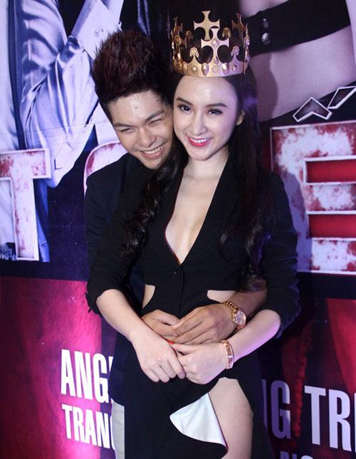 angela phuong trinh mac vay xe 'hiem hoc' - 2