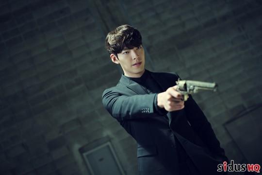 """kim woo bin dep trai """"chet nguoi"""" trong phim moi - 2"""