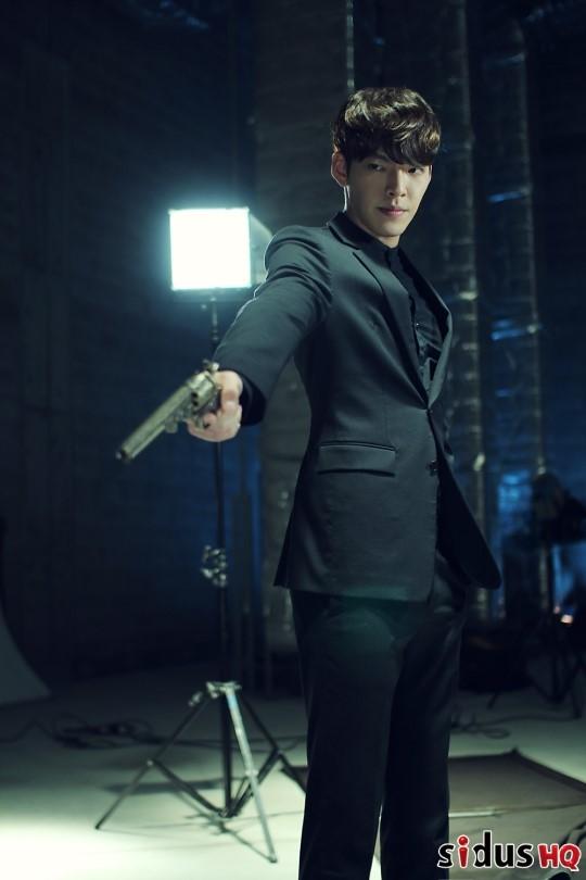 """kim woo bin dep trai """"chet nguoi"""" trong phim moi - 3"""