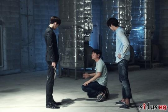 """kim woo bin dep trai """"chet nguoi"""" trong phim moi - 6"""