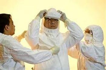 """cac nuoc chau a cung bat dau """"run"""" voi dich ebola - 1"""