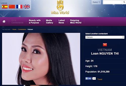nguyen thi loan da duoc cap phep thi miss world 2014 - 1