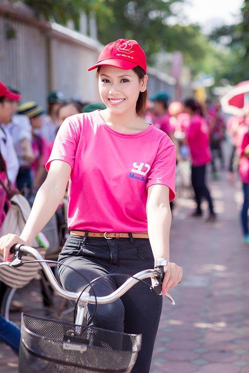 nguyen thi loan da duoc cap phep thi miss world 2014 - 5