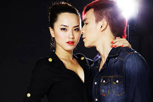 "tien dung: ""co gai do khong phai nguoi thu ba"" - 4"