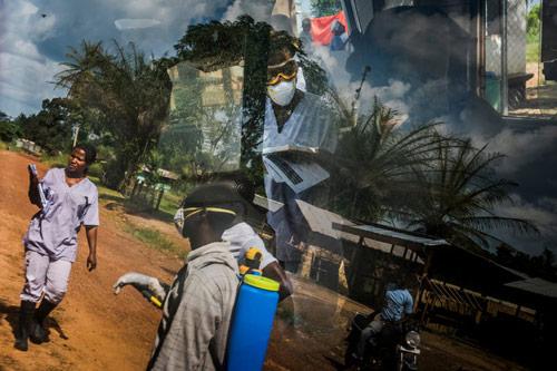 who: 13.703 nguoi lay nhiem ebola tren toan cau - 1
