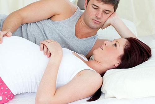 nhung noi lo khong dang ban tam khi mang thai - 2