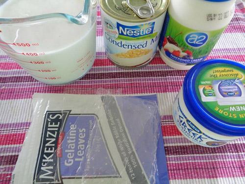 Cách làm sữa chua dẻo đơn giản cho chị em - 1
