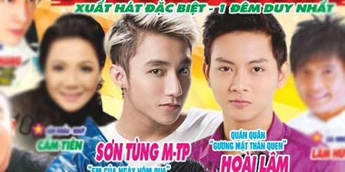 """nhung lan """"gay bao"""" cua son tùng m-tp - 4"""
