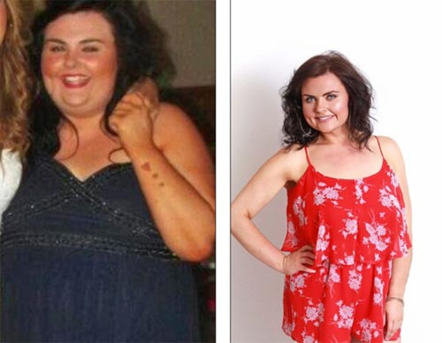 5 vụ tăng - giảm cân vì bị người yêu chê gây xôn xao - 2
