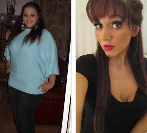 5 vụ tăng - giảm cân vì bị người yêu chê gây xôn xao - 7