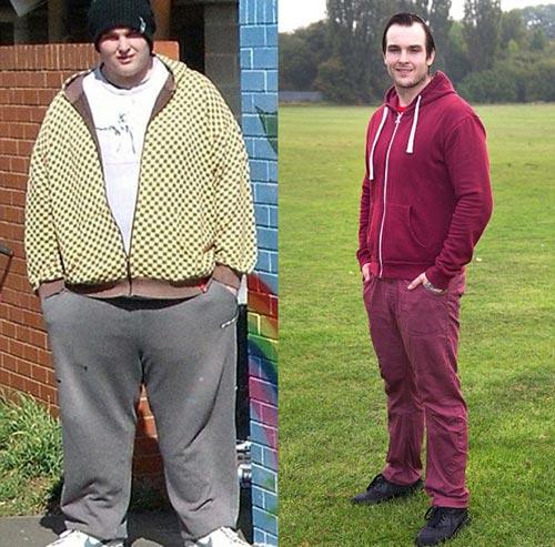 5 vụ tăng - giảm cân vì bị người yêu chê gây xôn xao - 6